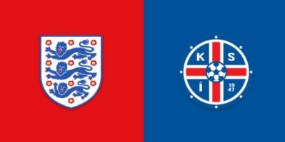อังกฤษ Vs ไอซ์แลนด์
