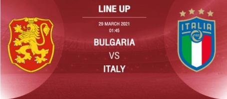 บัลแกเรีย vs อิตาลี