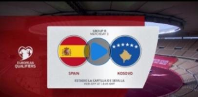 สเปน Vs คอซอวอ
